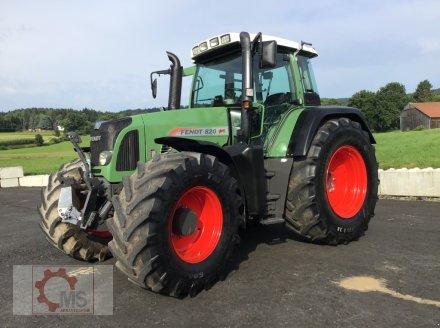 Traktor des Typs Fendt 820 Vario TMS gepflegter Zustand neuer Motor sofort Einsatzbereit, Gebrauchtmaschine in Tiefenbach (Bild 6)