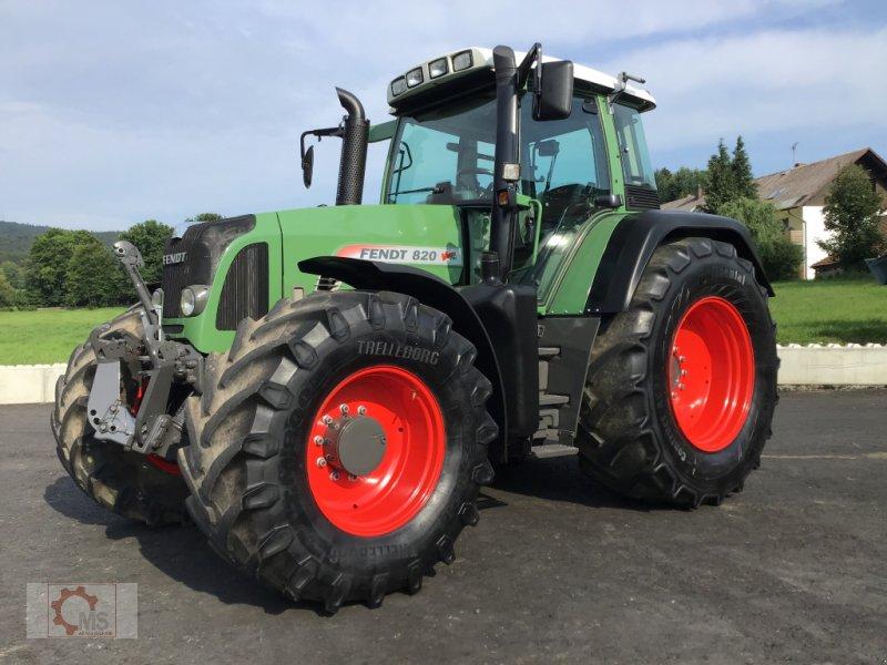 Traktor типа Fendt 820 Vario TMS gepflegter Zustand neuer Motor sofort Einsatzbereit, Gebrauchtmaschine в Tiefenbach (Фотография 1)