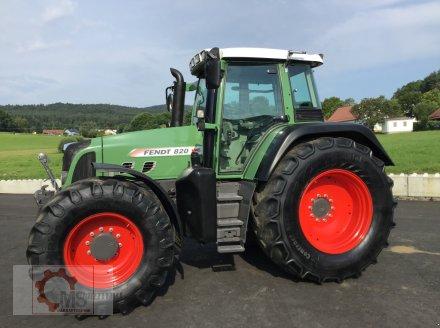 Traktor des Typs Fendt 820 Vario TMS gepflegter Zustand neuer Motor sofort Einsatzbereit, Gebrauchtmaschine in Tiefenbach (Bild 5)