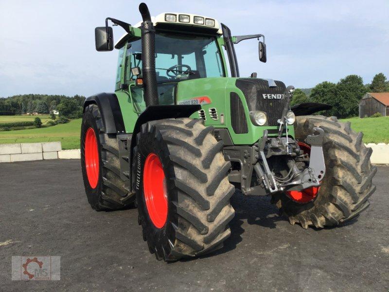 Traktor des Typs Fendt 820 Vario TMS gepflegter Zustand neuer Motor sofort Einsatzbereit, Gebrauchtmaschine in Tiefenbach (Bild 7)