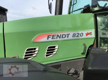 Traktor des Typs Fendt 820 Vario TMS gepflegter Zustand neuer Motor sofort Einsatzbereit, Gebrauchtmaschine in Tiefenbach (Bild 14)
