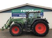 Fendt 820 Vario TMS med Fendt frontlæsser Тракторы