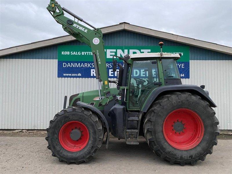 Traktor типа Fendt 820 Vario TMS Med Ålø Q55 frontlæsser, Gebrauchtmaschine в Rødekro (Фотография 1)