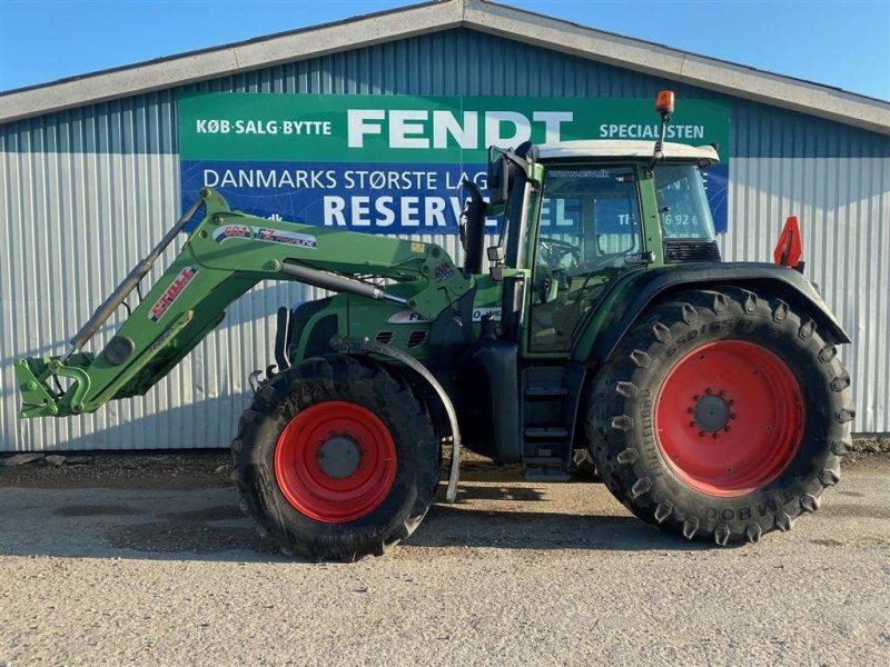 Traktor типа Fendt 820 Vario TMS med Stoll 60.1 FZ Profiline Frontlæsser, Gebrauchtmaschine в Rødekro (Фотография 1)