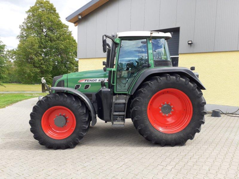 Traktor des Typs Fendt 820 Vario TMS Neuzustand, Gebrauchtmaschine in Tirschenreuth (Bild 2)