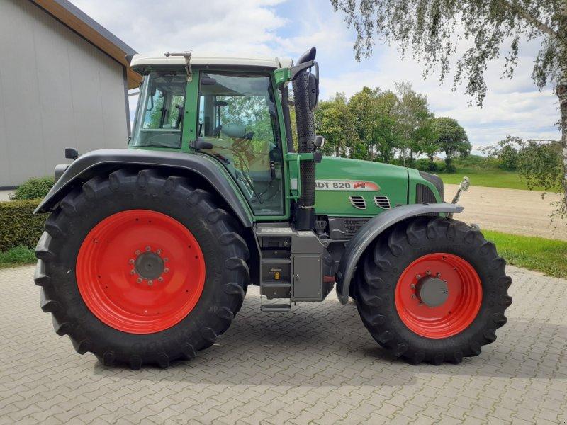 Traktor des Typs Fendt 820 Vario TMS Neuzustand, Gebrauchtmaschine in Tirschenreuth (Bild 6)