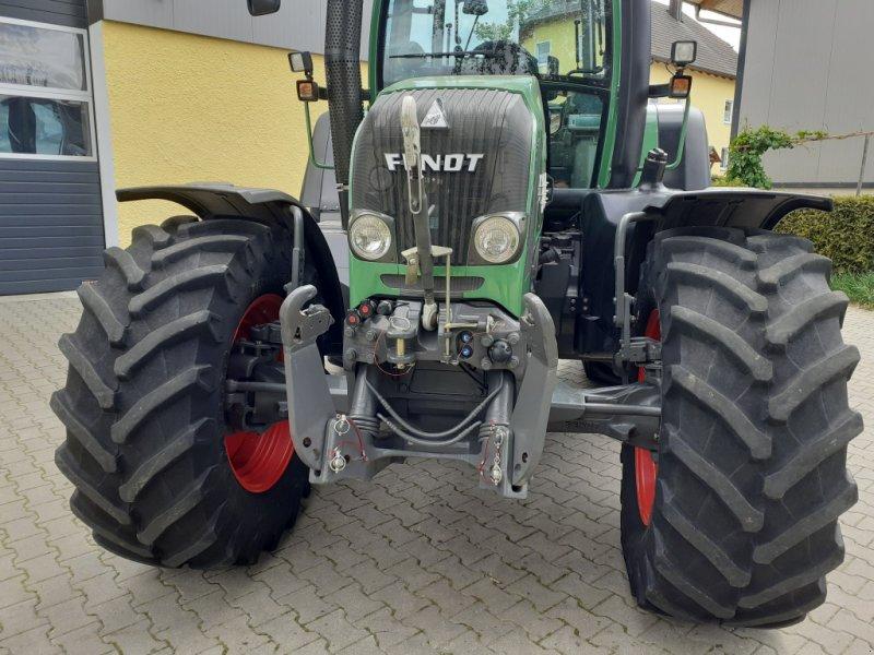 Traktor des Typs Fendt 820 Vario TMS Neuzustand, Gebrauchtmaschine in Tirschenreuth (Bild 9)