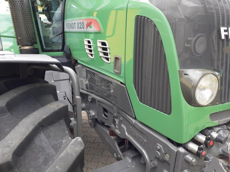 Traktor des Typs Fendt 820 Vario TMS Neuzustand, Gebrauchtmaschine in Tirschenreuth (Bild 17)