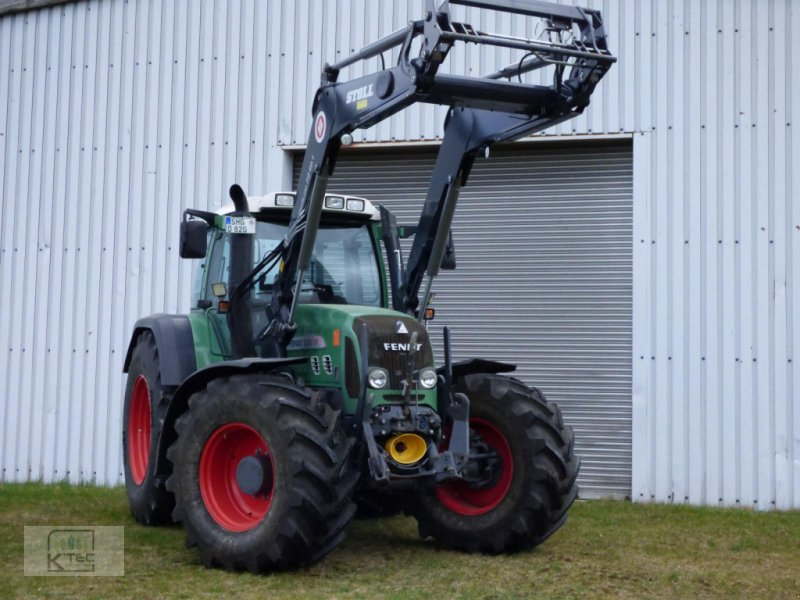 Traktor des Typs Fendt 820 Vario TMS *STOLL FL* BEREIFUNG NEU* FZW* LENKSYSTEM, Gebrauchtmaschine in Stadthagen (Bild 1)