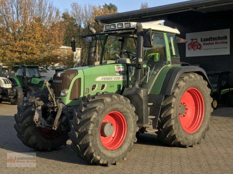 Traktor des Typs Fendt 820 Vario TMS **Triebsatz NEU**, Gebrauchtmaschine in Marl (Bild 1)