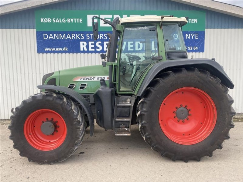 Traktor des Typs Fendt 820 Vario TMS, Gebrauchtmaschine in Rødekro (Bild 1)