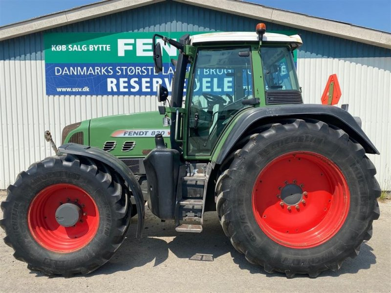 Traktor tipa Fendt 820 Vario TMS, Gebrauchtmaschine u Rødekro (Slika 1)