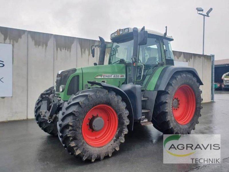 Traktor des Typs Fendt 820 VARIO TMS, Gebrauchtmaschine in Melle (Bild 1)