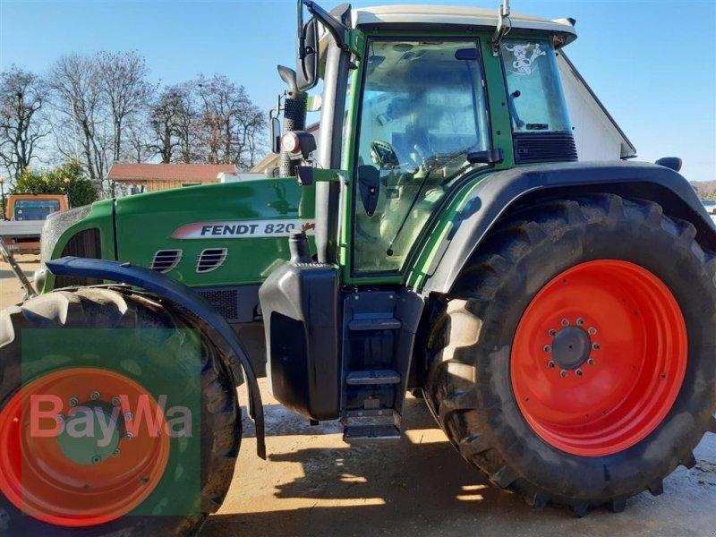 Traktor des Typs Fendt 820 Vario TMS, Gebrauchtmaschine in Ehingen (Bild 1)