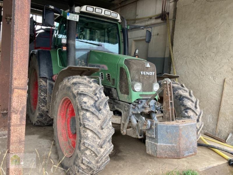 Traktor типа Fendt 820 Vario TMS, Gebrauchtmaschine в Salsitz (Фотография 1)