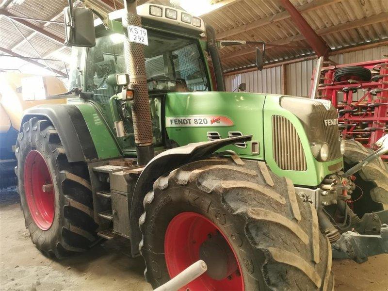 Traktor des Typs Fendt 820 Vario TMS, Gebrauchtmaschine in Egtved (Bild 1)