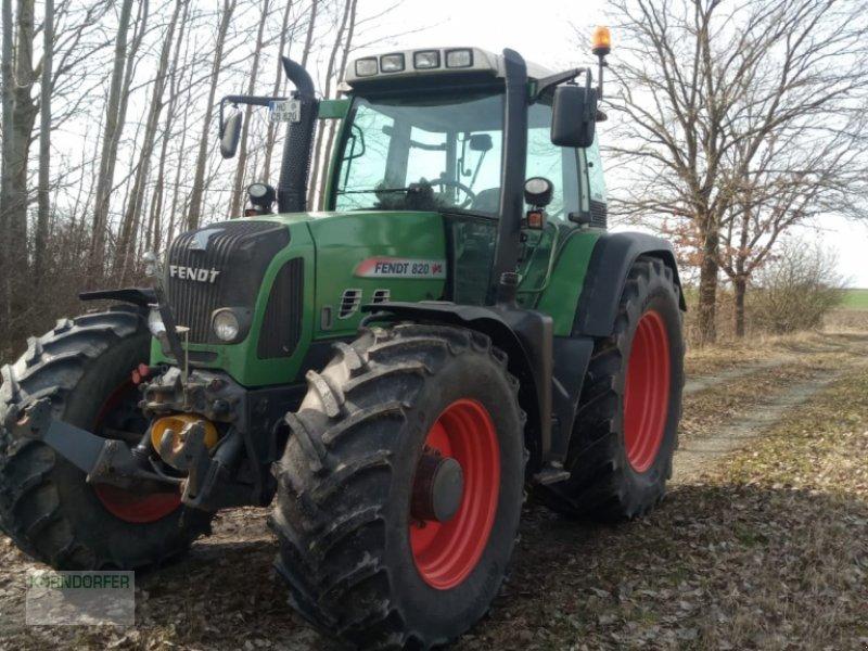 Traktor tipa Fendt 820 Vario TMS, Gebrauchtmaschine u Rehau (Slika 1)