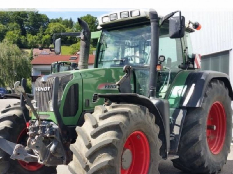 Traktor des Typs Fendt 820 Vario TMS, Gebrauchtmaschine in Titz (Bild 1)