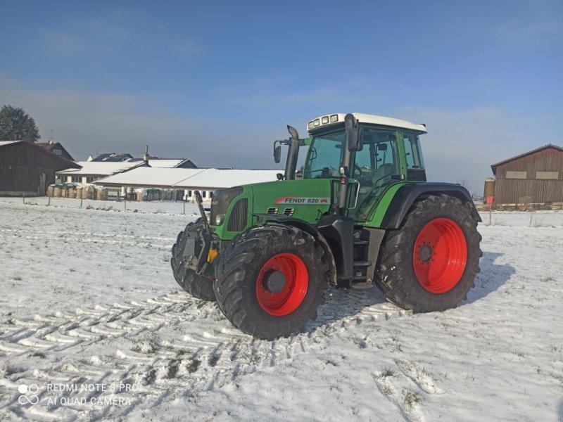 Traktor des Typs Fendt 820 Vario TMS, Gebrauchtmaschine in Kammlach (Bild 1)