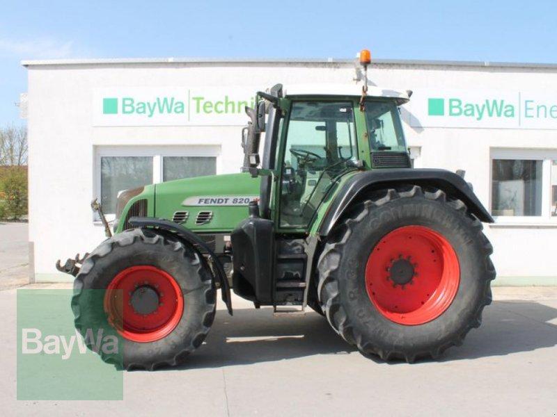 Traktor des Typs Fendt 820 Vario TMS, Gebrauchtmaschine in Straubing (Bild 1)
