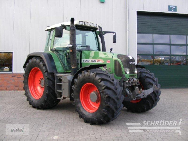 Traktor des Typs Fendt 820 Vario TMS, Gebrauchtmaschine in Völkersen (Bild 1)