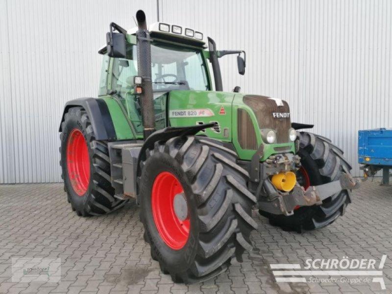 Traktor des Typs Fendt 820 Vario TMS, Gebrauchtmaschine in Wildeshausen (Bild 1)