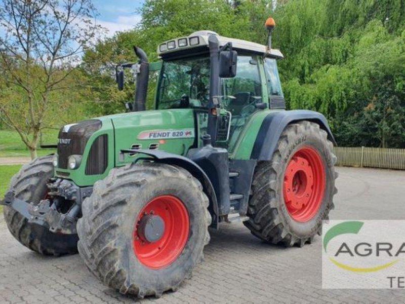 Traktor des Typs Fendt 820 VARIO TMS, Gebrauchtmaschine in Uelzen (Bild 1)