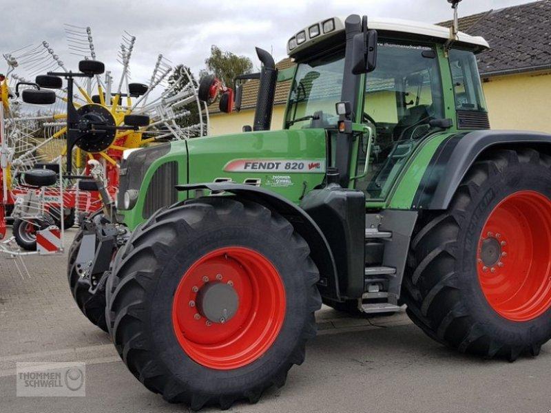 Traktor des Typs Fendt 820 Vario TMS, Gebrauchtmaschine in Crombach/St.Vith (Bild 1)