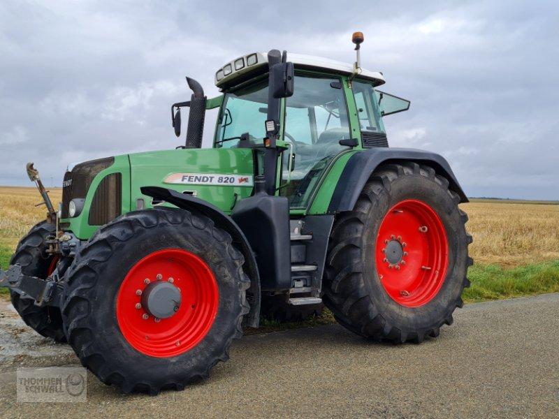 Traktor типа Fendt 820 Vario TMS, Gebrauchtmaschine в Crombach/St.Vith (Фотография 1)