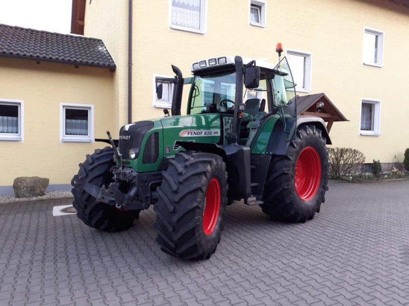 Traktor des Typs Fendt 820 Vario TMS, Gebrauchtmaschine in Anhofen (Bild 1)