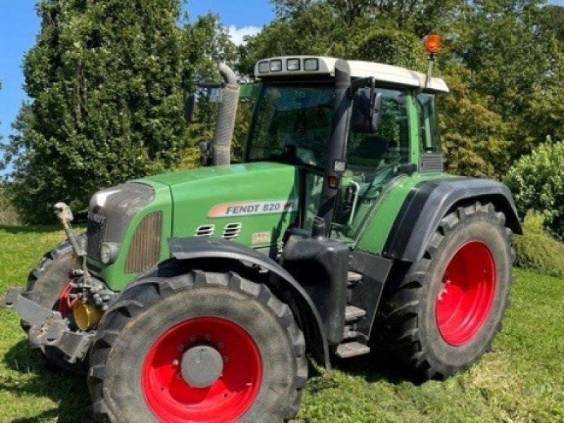 Traktor tipa Fendt 820 Vario TMS, Gebrauchtmaschine u Steinheim (Slika 1)