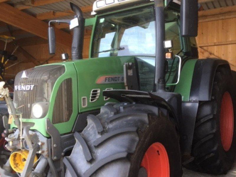 Traktor typu Fendt 820 Vario TMS, Gebrauchtmaschine w Waldkirchen (Zdjęcie 1)