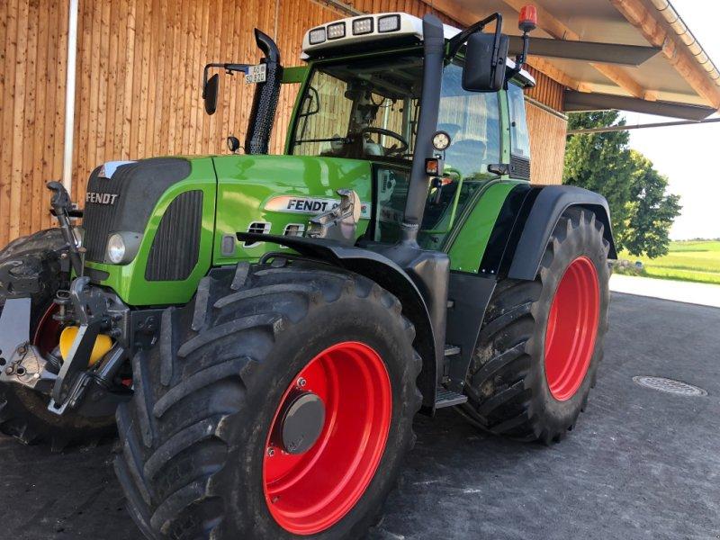 Traktor tipa Fendt 820 Vario TMS, Gebrauchtmaschine u Mehring (Slika 1)