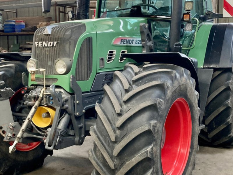 Traktor des Typs Fendt 820 Vario TMS, Gebrauchtmaschine in Holthusen (Bild 1)