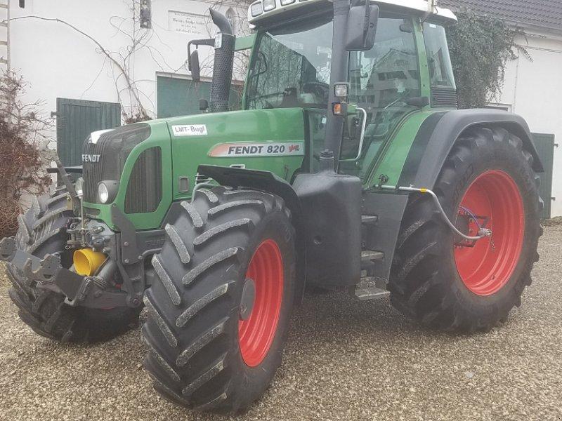 Traktor типа Fendt 820 Vario TMS, Gebrauchtmaschine в Sainbach (Фотография 1)
