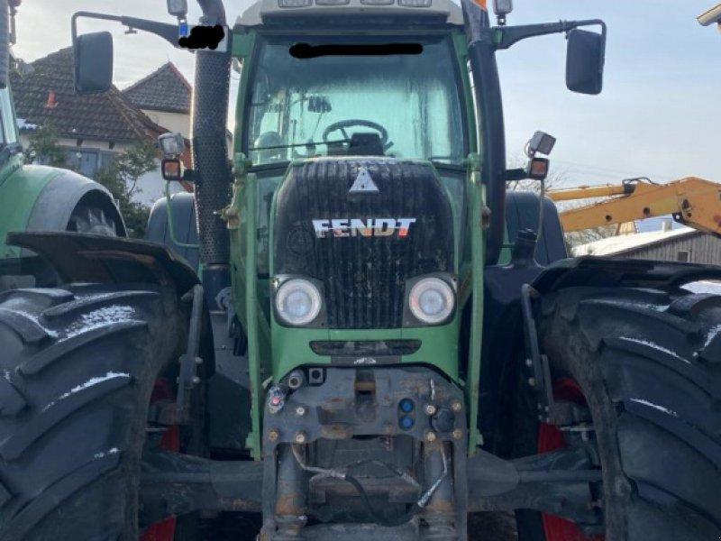 Traktor des Typs Fendt 820 Vario TMS, Gebrauchtmaschine in Zimmerau (Bild 1)