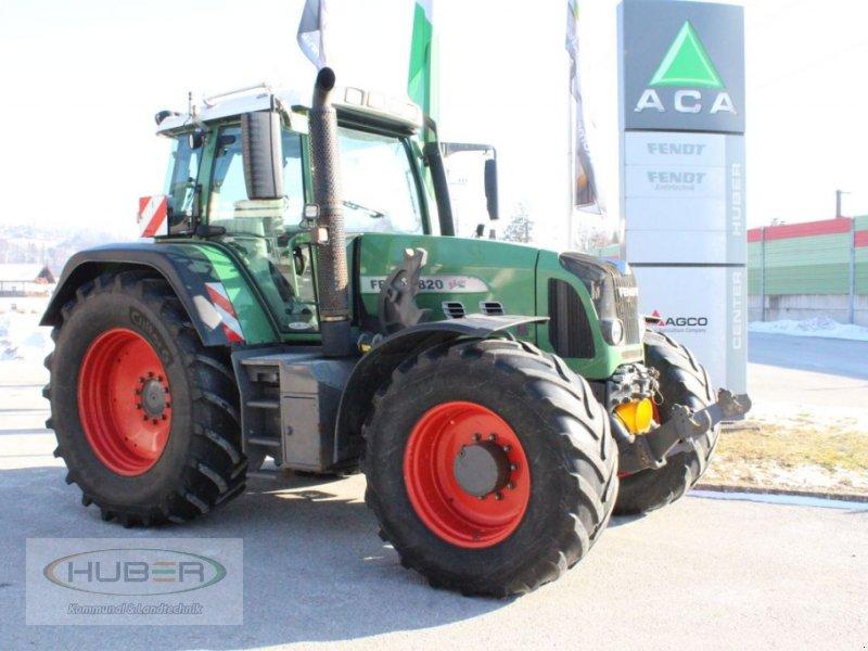 Traktor des Typs Fendt 820 Vario, Gebrauchtmaschine in Kundl/Tirol (Bild 1)