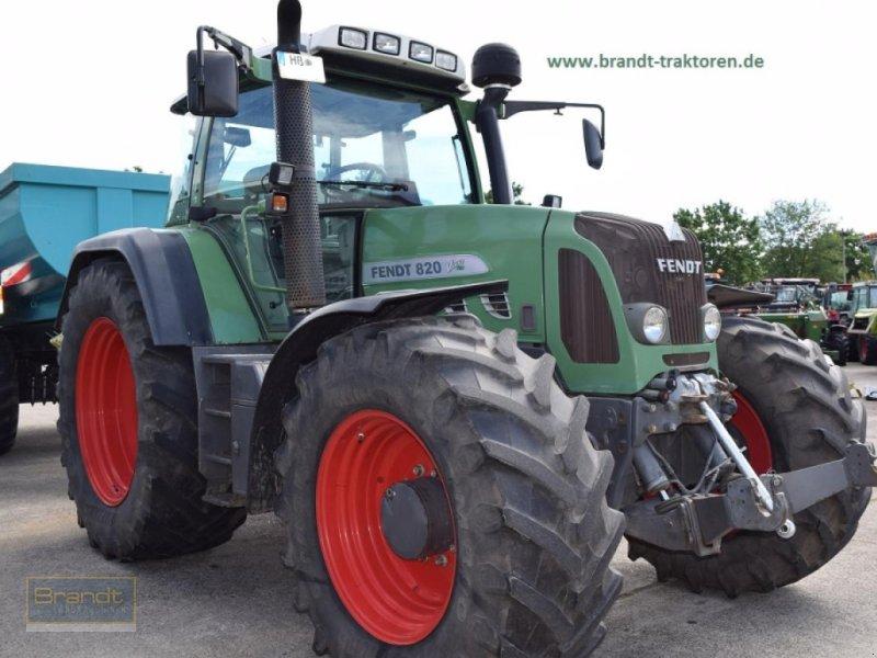 Traktor типа Fendt 820 Vario, Gebrauchtmaschine в Bremen (Фотография 1)