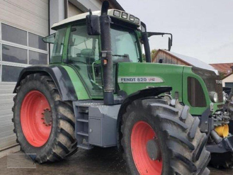 Traktor des Typs Fendt 820 Vario, Gebrauchtmaschine in Kleinlangheim - Atzhausen (Bild 5)