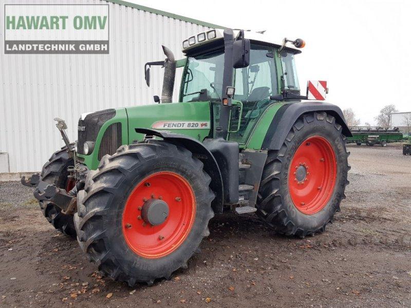 Traktor des Typs Fendt 820 Vario, Gebrauchtmaschine in Neubrandenburg (Bild 1)