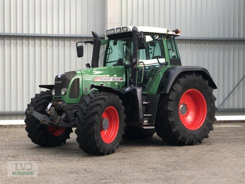 Traktor des Typs Fendt 820 Vario, Gebrauchtmaschine in Spelle (Bild 1)