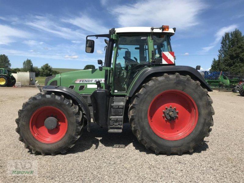 Traktor des Typs Fendt 820 Vario, Gebrauchtmaschine in Alt-Mölln (Bild 1)