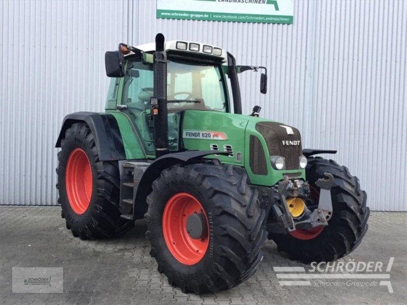 Traktor типа Fendt 820 VARIO, Gebrauchtmaschine в Wildeshausen (Фотография 1)