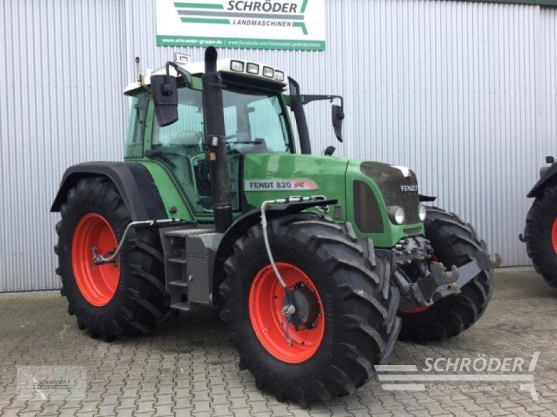 Traktor des Typs Fendt 820 VARIO, Gebrauchtmaschine in Holdorf (Bild 1)