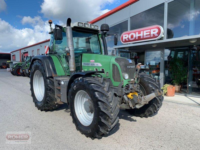 Traktor типа Fendt 820 Vo Vario, Gebrauchtmaschine в Wieselburg Land (Фотография 1)