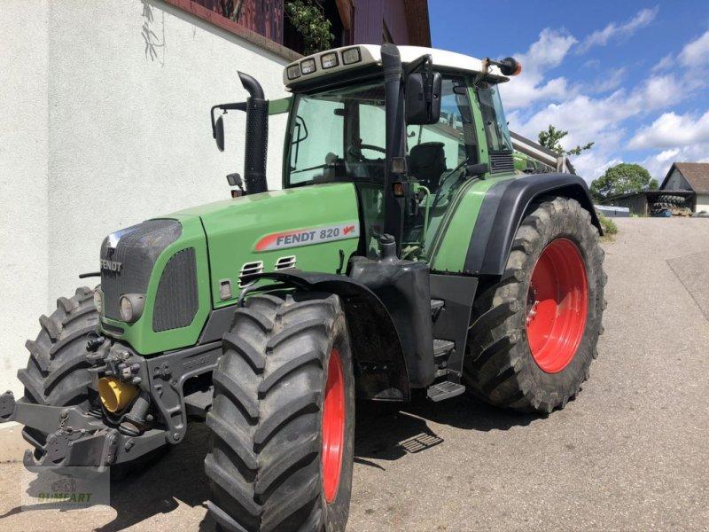 Traktor des Typs Fendt 820 Vo Vario, Gebrauchtmaschine in Bad Leonfelden (Bild 1)