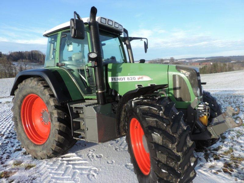 Traktor des Typs Fendt 820 Vo Vario, Gebrauchtmaschine in Senftenbach (Bild 1)