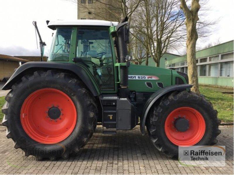 Traktor des Typs Fendt 820, Gebrauchtmaschine in Wittingen (Bild 3)