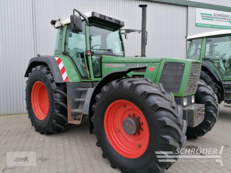 Traktor des Typs Fendt 822, Gebrauchtmaschine in Wildeshausen (Bild 1)