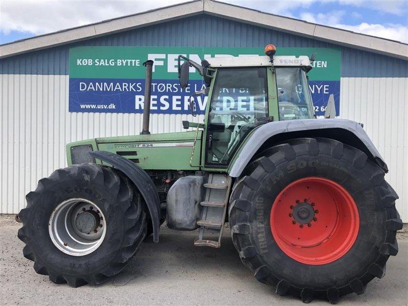 Traktor des Typs Fendt 824 Favorit, Gebrauchtmaschine in Rødekro (Bild 1)